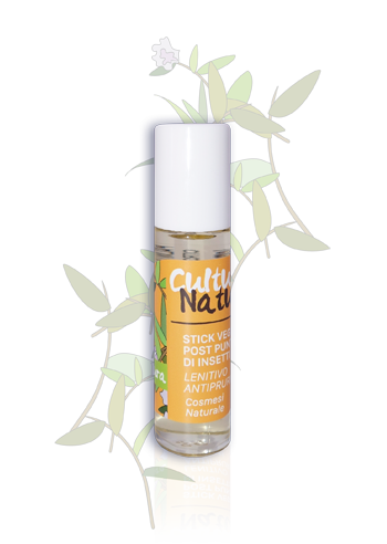 CULTURA NATURA stick post puntura insetti - roll-on 10 ml